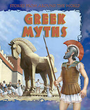 Anna Claybourne Stories From Around  the World: Greek Myths Very Good Book