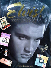ELVIS PRESLEY - ILLUSTRATED GUIDE TO NEW AND VINTAGE COLLECTIBLES - HB, DJ, 1P