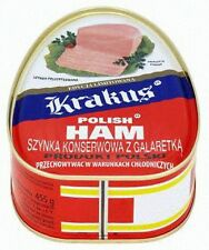legendary Polish ham canned 3 pieces
