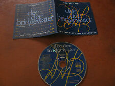 DEE DEE BRIDGEWATER Greatest hits - complete pop collection- 14 tracce -Universa