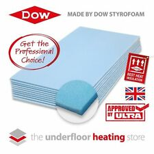 Electric Underfloor Heating Insulation Boards 10mm for underfloor heating kits