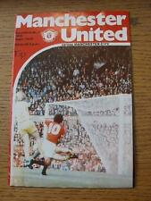 30/09/1978 Manchester United v Manchester City  (Crease). No obvious faults, unl
