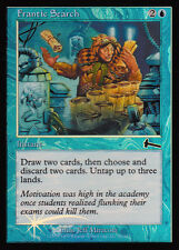"Frantic Search ""Urza´s Legacy"" Foil Card english  MTG  FBB  M/NM  3136f"