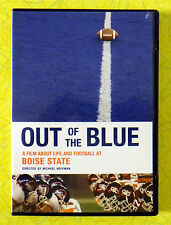 Out of the Blue ~ DVD Movie ~ Rare Boise State Football Video ~ College Sports