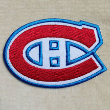 NHL MONTREAL CANADIENS LOGO IRON ON PATCH BADGE PATCHES