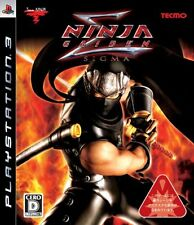 (Used) PS3 Ninja Gaiden Sigma [Import Japan]((Free Shipping))