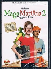 MAGA MARTINA 2 VIAGGIO IN INDIA DVD DISNEY SIGILLATO!!!