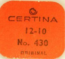 CERTINA CAL. 12-10 SPERRKEGEL-FEDER PART No. 430  ~NOS~