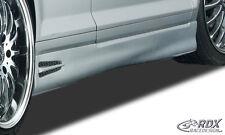 """RDX Seitenschweller AUDI A3 8P 2/3-türer Schweller """"GT4"""" Set Spoiler"""