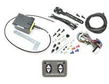 Rostra 250-1223 Universal Electronic Cruise Control Kit + 3592 Dash Mount Switch