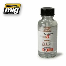 Ammo of Mig: ALC307 Lacquer Thinner And Cleaner