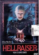 Hellraiser. Non ci sono limiti (1987) DVD  Editoriale