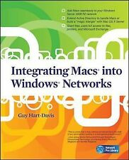 Integrating Macs into Windows Networks by Guy Hart-Davis (2010, Paperback)