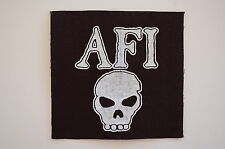 "AFI Cloth Patch Sew On Badge Bad Religion Punk Rock Music Approx 4""X4"" (CP76)"