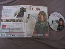 Survivre avec les loups de Véra Belmont avec Mathilde Goffart, DVD, Drame