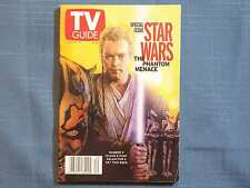 TV GUIDE STAR WARS PHANTOM MENACE MAY 15 1999 #3 OBI-WAN KENOBI NATALIE PORTMAN
