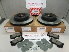 Toyota Tacoma Front Brake Pad & Front Rotors Set Genuine OE OEM