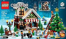 LEGO Winter Toy Shop Holiday Creator Set 10249 New In Box