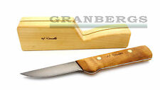 H.Roselli Beet Kitchen Knife R758 Peeling/Slicing Knife Carbon Steel Finnish