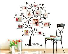 Wall Stickers Wall Decals Photo frame with tree AY6031