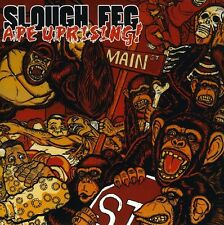 Slough Feg-Ape Uprising - Slough Feg (2009, CD NEUF)