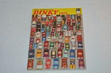 Dinky Toys original Catalogue Netherlands very near mint *90*