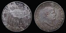 pci1183) Napoli Regno delle Due Sicilie Ferdinando II Piastra 120 gr 1856