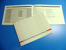 CITROEN Service Book  New Unstamped History Maintenance Record - Free Postage