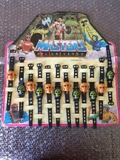 Mattel 1985 MASTERS OF THE UNIVERSE  Skeletor KIDS TOY WATCH Store Display MOTU