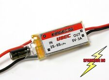KingKong 3A (6-28v) switching BEC SBEC UBEC - Plane/Heli UK Seller Fast Dispatch
