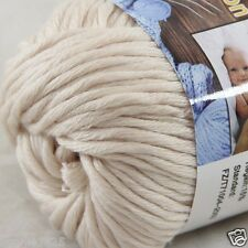 Sale New 1 Skein x 50g Soft 100% Cotton Chunky Super Bulky Hand Knitting Yarn 31