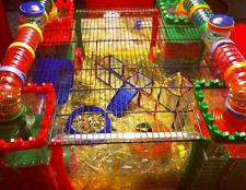 hamsterland gabbia castello parco giochi per roditori criceti