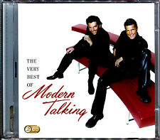 MODERN TALKING - THE VERY BEST OF - 2 CD NEW AND SEALED NEUF SOUS CELLO