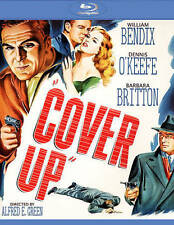 BLU-RAY Cover Up (Blu-Ray) NEW William Bendix, Dennis O'Keefe