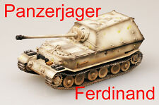 Easy Model 1/72 Panzerjager Ferdinand 653rd eastern Plastic Tank Model #36224
