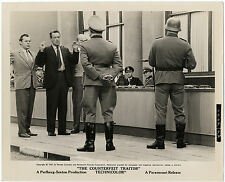 TRAHISON SUR COMMANDE Counterfeit Traitor WILLIAM HOLDEN Original Photo 1962 B