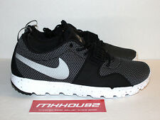 New DS Nike SB ACG Trainerendor Black Metallic Shoes Size 10