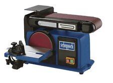 Scheppach Bandschleifer und Tellerschleifer bts 800 230V inlk. Schleifzeug K80