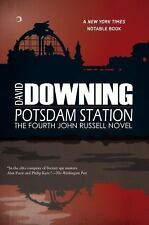 A John Russell WWII Spy Thriller: Potsdam Station 4 by David Downing (2012,...