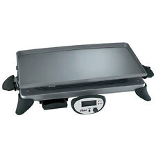 Oster CKSTGRRD25 20 x 10-Inch Digital Griddle with Removable Plate Gray