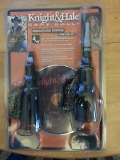 Knight & Hale Signature Series Cow Elk Call kit NEW
