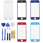 Front Outer Screen Glass Lens Replacement for iphone 5 5G 5C 5S + 7 Repair Tools