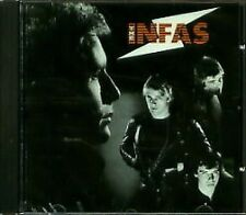 The Infas Sound And Fury CD NEW SEALED Punk Infa Riot