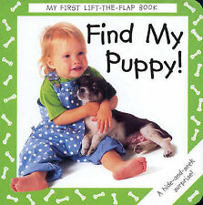Find My Puppy! (My First Lift the Flap Books), MacKinnon, Debbie, New Book