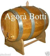 Botti/botte in ROVERE 20 litri PER ACETO VINO E GRAPPA