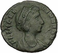 Helena ' Saint ' Constantine the Great Mother  Ancient Coin Peace Cult i52847
