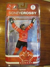 McFarlane 2010 Team Canada exclusive Sidney Crosby red jersey Walmart Canada