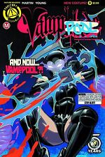 Vampblade #9 Young Regular Edition cover A Action Lab Danger Zone