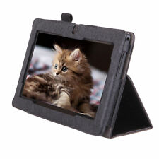 """iRULU 7"""" PU Leather Protective Folio Case Stand Cover for eXpro X1 Tablet PC New"""