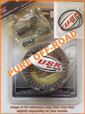 Tusk Clutch Kit, Heavy Duty Springs, Cover Gasket for Honda CR125R 2000-2007